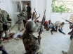 Photo: UN troops arresting snipers in Mogadishu, Somalia
